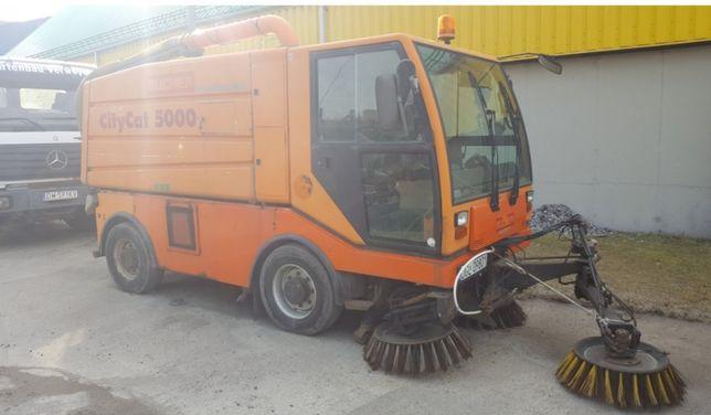 Zamiatarka komunalna Bucher CC5000