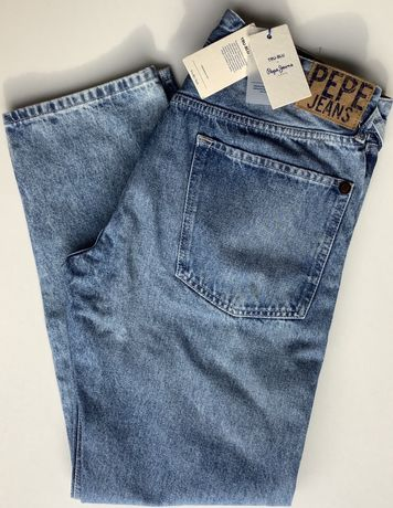 Spodnie Pepe Jeans Belife 36/32. 33/32 Relaxed w11