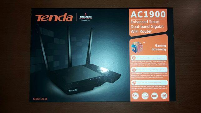 Router Tenda AC18