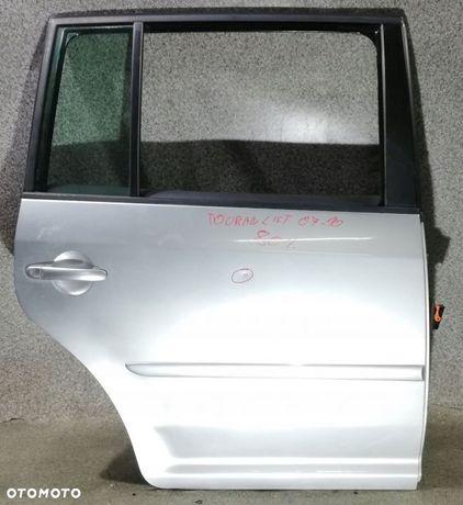 VW Touran 1T 03-10 LA7W drzwi prawe tylne tył