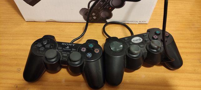 PlayStation 2 e 4 jogos