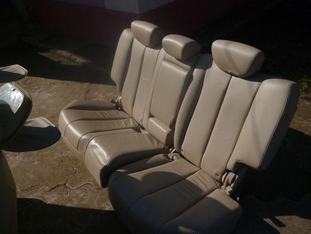 Задние сиденья, диван Nissan murano z50