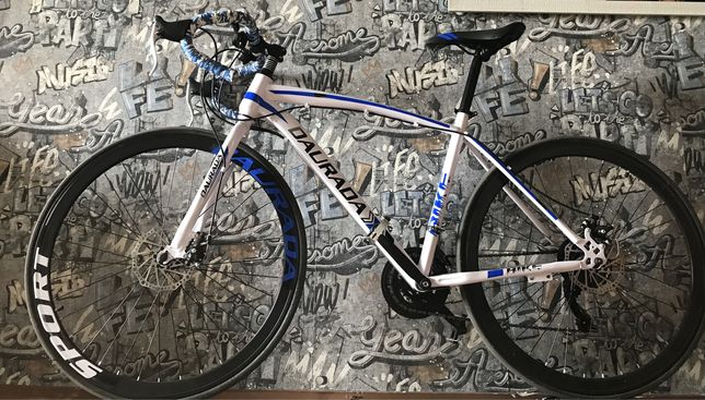 Шоссейный  велосипед туринг