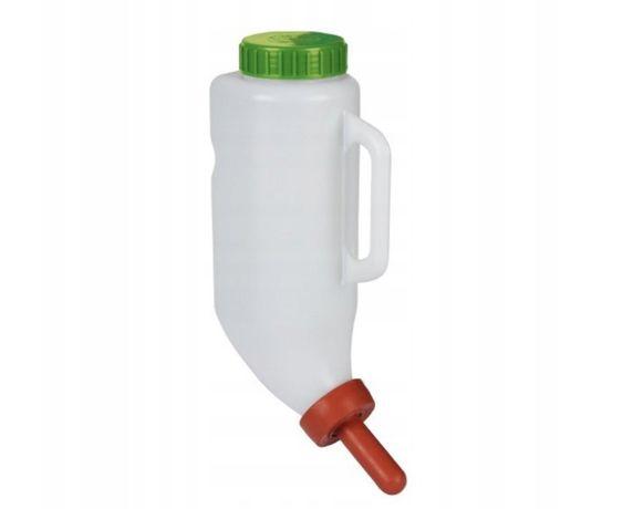 Butelka do pojenia, karmienia 2,5 l, ze smoczkiem