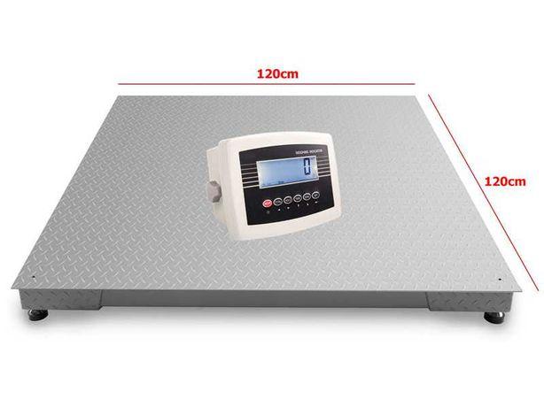 Waga Platformowa Magazynowa Paletowa 1,2x1,2m 3T 5T 5000kg CENA BRUTTO
