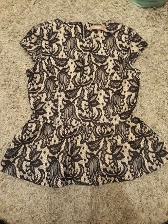 Piękna elegancka bluzka