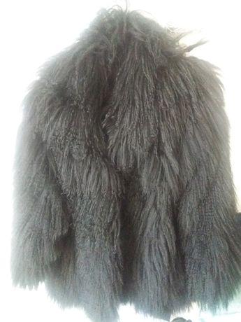 Futro z owiec mongolskich roz 42