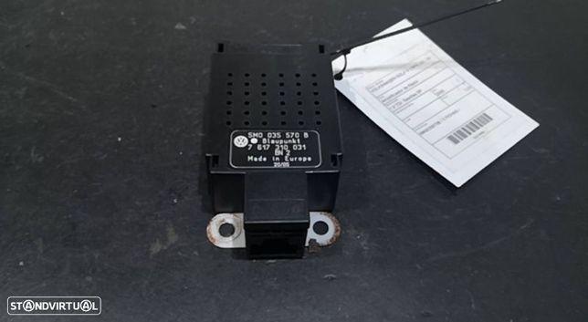 Amplificador De Rádio Volkswagen Golf V (1K1)
