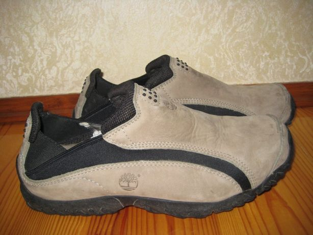 Кожаные туфли ботинки Timberland 42р. 7.5W