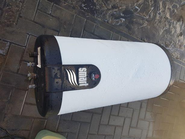 Bojler nierdzewny smart acv 130 litrow dwuplaszczowy stojacy