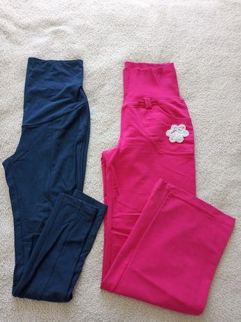 Spodnie i koszula ciążowe