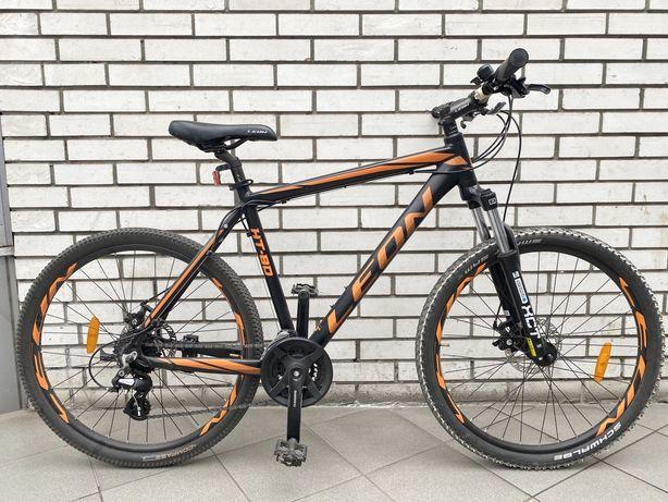 Велосипед Leon HT 80 на 26 кол (рама 20)