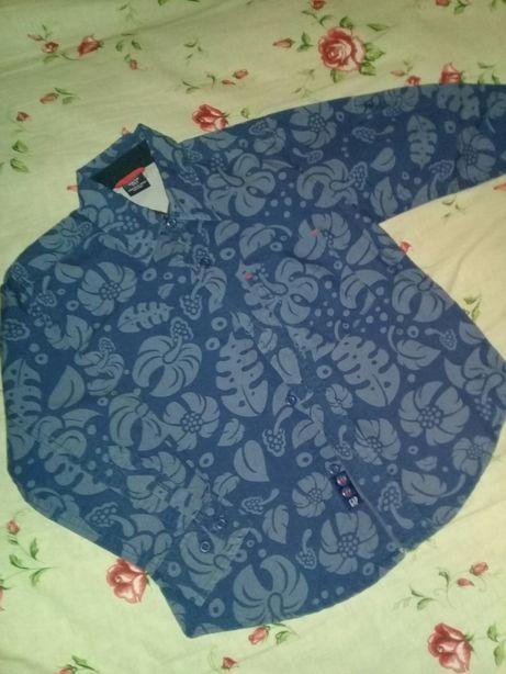 Рубашки на 5 лет