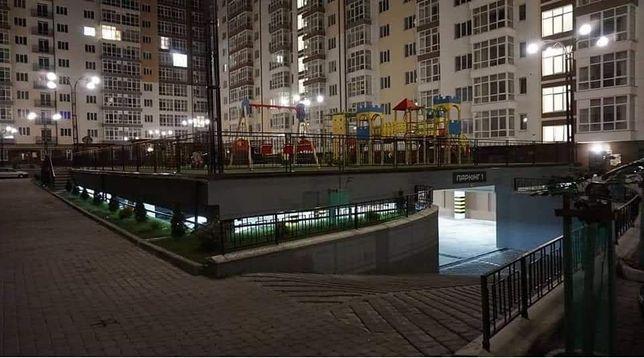 Велика 2к квартира у центрі