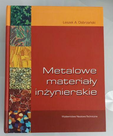 Metalowe materiały inżynierskie Leszek Dobrzański