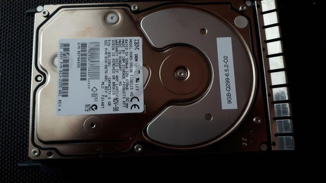 Dysk twardy IBM DDRS 39130