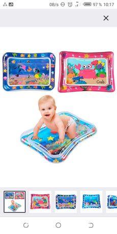 коврик аквариум для мальчика