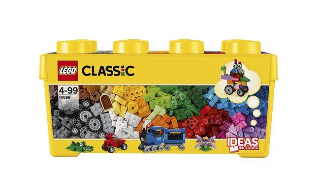 Конструктор LEGO Classic 10696 Средняя строительная коробка