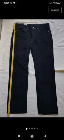 Levi's 514. Spodnie 32x30