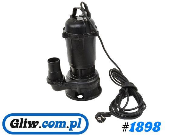 #1898 Pompa do wody Rozdrabniacz szamba ,ścieków