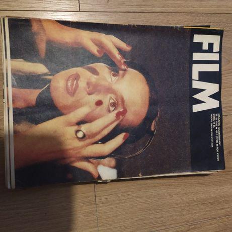 magazyn filmowy FILM gazety PRL 1982 40szt cały rocznik