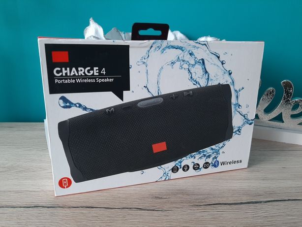 Charge 4, JBL charge 4, głośnik bluetooth