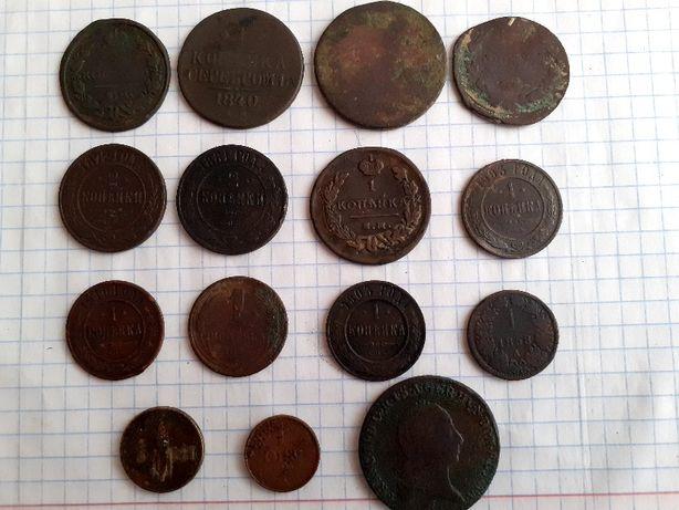 15 царских монет