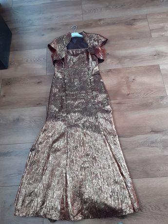 Suknia okolicznościowa rozmiar 38