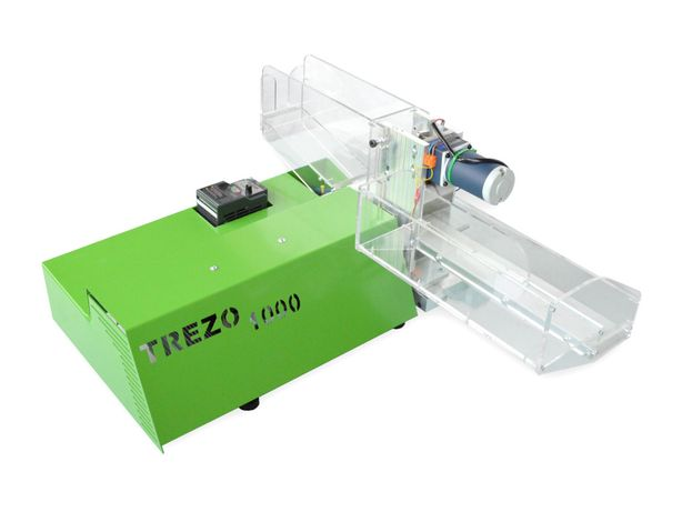 Maszyna do produkcji papierosów elektryczna nabijarka TREZO 1000 GREEN