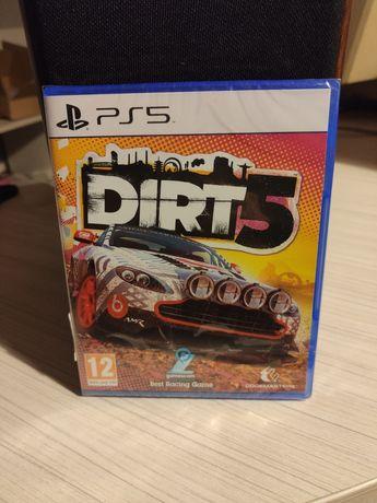 Ps5 Dirt 5 folia nowa gra wyścigi na Playstation 5 pl