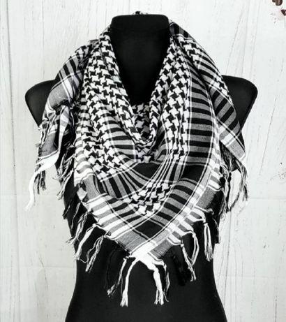 Арафатка платок с кистями унисекс