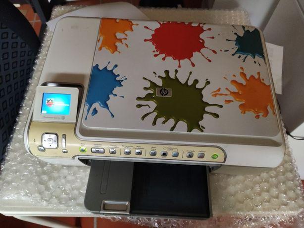 HP Photosmart C5280 com tinteiros