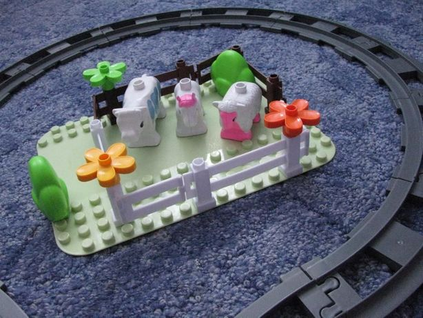 Конструктор железная дорога для девочек