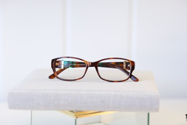 Oprawki okulary korekcyjne RALPH LAUREN - nowe (Chanel, Dior)