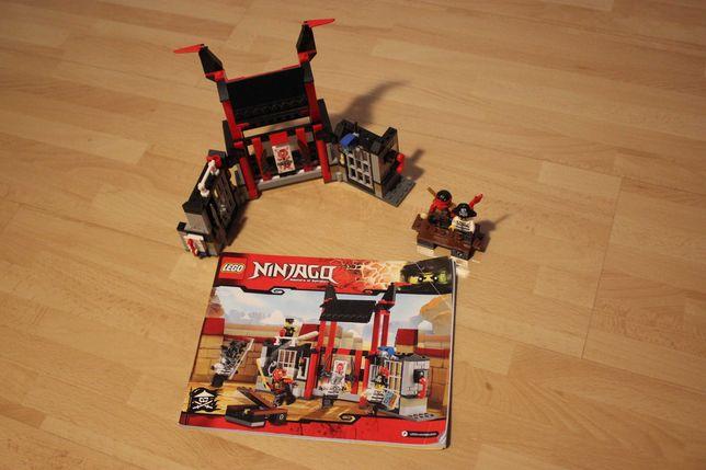 2 Zestawy lego ninjago i chima