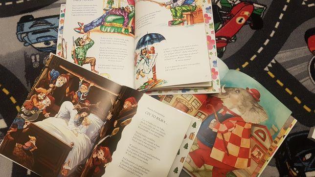 3 Ksiazki wierszyki dla dzieci