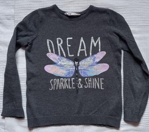 Sweterek H&M dziewczynka