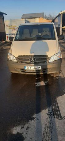 Mercedes vito 2013 chłodnia izoterma