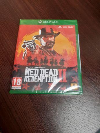 Red Dead Redemption II - nowa gra na xbox one