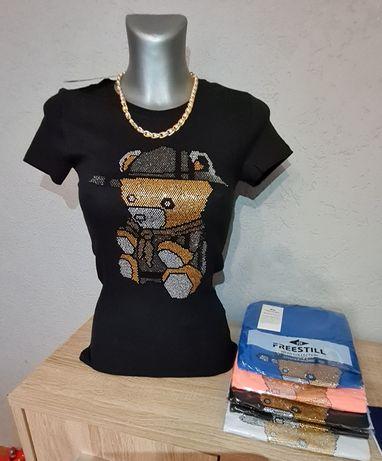 Nowe T-shirty 35 zł szt