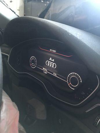 разборка шрот детали Audi a4 premium s-line b9