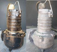 Oczyszczanie/śrutowanie/piaskowanie el.metal.do 500kg-Lubzina/Ropczyce