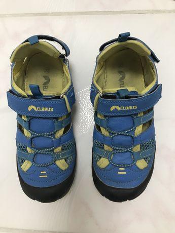 Buty chłopięce Elbrus sandały