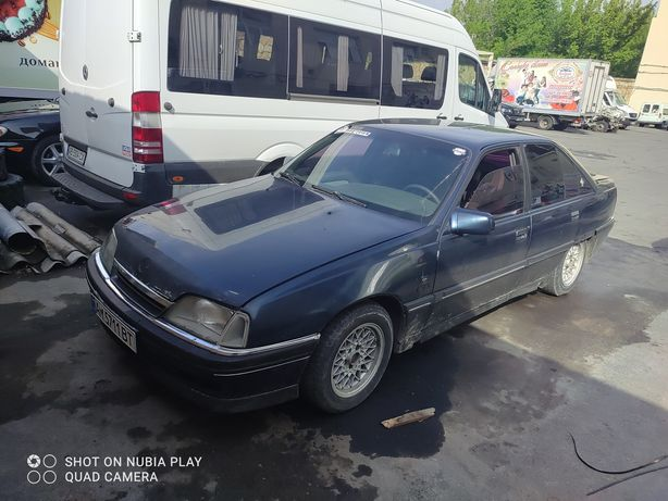 Opel omega 2.4 акпп