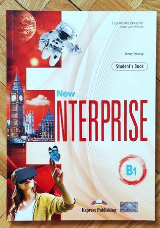 New Enterprise B1 Student's book, 2019