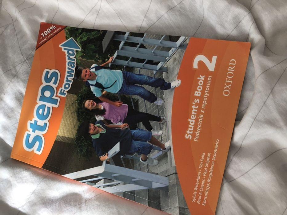 książka angielski Steps Forward Rzeszów - image 1