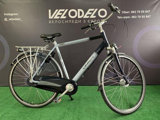 Городской велосипед Union из Голландии 28 колёса