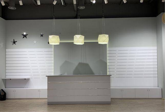Панель с подсветкой (2850*2700*68) Цена: 3000грн