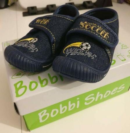 Kapcie Bobbi Shoes rozmiar 20