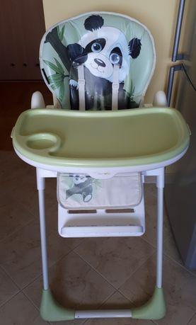 Krzesełko do karmienia Lorelii Tutti Frutti motyw Panda